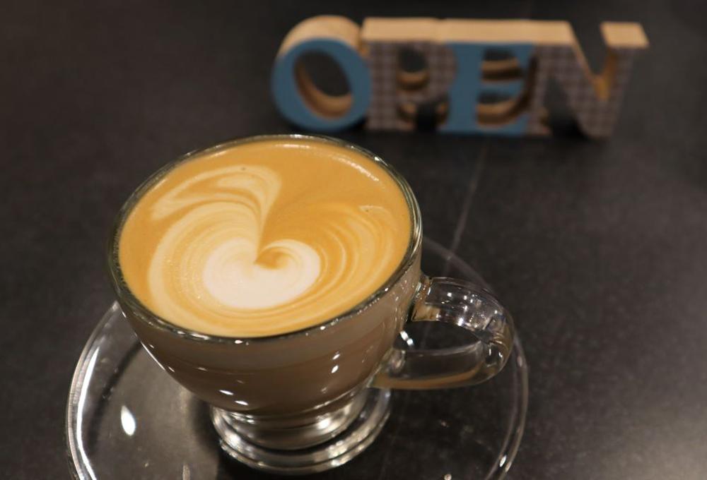 カフェでのコミュニケーションで、新たな仕事の発想が生まれそうです!